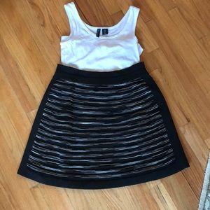 Missoni Black and White Skirt